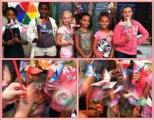 BGC Pinwheels Summer 2014