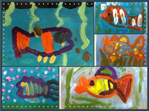 P&R Fish collage 2014