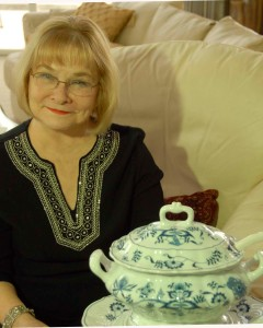 Suzi Weinert withTureen