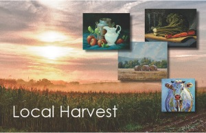 local harvest postcard cover