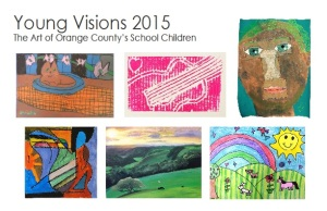 Young Visions 2015 Cover